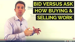 Bid vs Ask Prices: How Buying and Selling Work ☝️