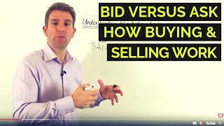 Bid vs Ask Prices: How Buying and Selling Work ��