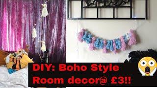 Easy & affordable  DIY- Room Decor