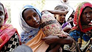 В Эфиопии сильнейшая засуха, дети голодают (новости)(http://ntdtv.ru/ В Эфиопии сильнейшая засуха, дети голодают. Дети в Эфиопии страдают от недоедания и, как следствие,..., 2016-01-25T09:38:55.000Z)