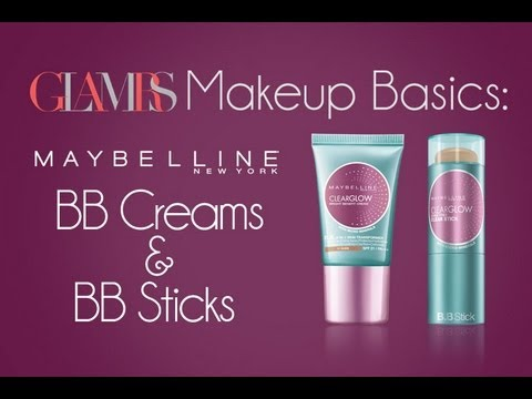 Maybelline BB Cream & BB Stick - How To Use