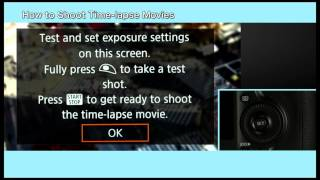 Canon EOS 5DS and 5DSR - CPN how to time lapse movie