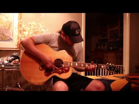 I Let Her Lie - cover - Cody Wickline