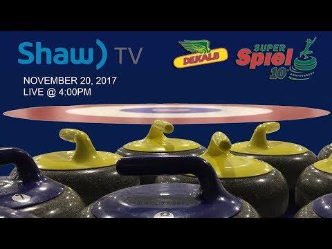 Dekalb SuperSpiel Curling Women's Finals