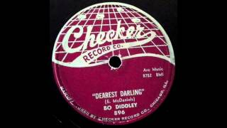 Bo Diddley - Dearest Darling 78 rpm!
