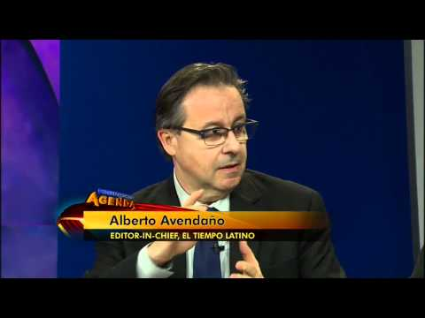 'Hispanic AGENDA' – April 16, 2015
