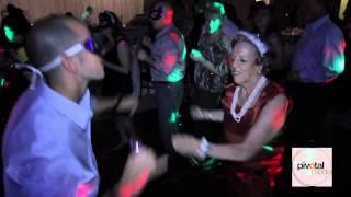 Isabella's Bat Mitzvah Dance Set at the Malibou Lake Mountain Club, Agoura, CA