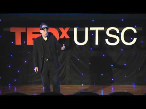 The Father of Wearable Computing | Steve Mann | TEDxUTSC
