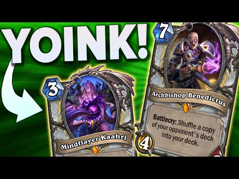 Priest Steals Your Cards