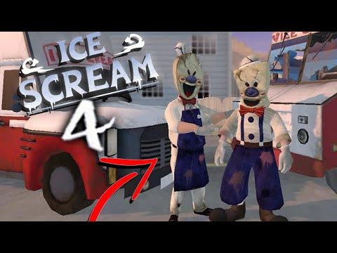 МОРОЖЕНЩИК 4? ОБНОВЛЕНИЕ МОРОЖЕНЩИКА Ice Scream 4 БРАТ МОРОЖЕНЩИКА?