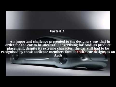 Audi RSQ Top # 5 Facts