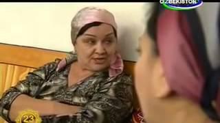 Qismat bitigi 20 qism Yangi uzbek serial 2015