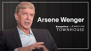 Arsene Wenger on The Invincibles, Losing His First Game, and Who Threw the Pizza at Alex Ferguson