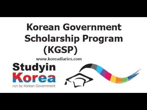Korean Government Scholarship Program KGSP  | Complete Guide
