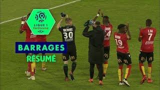 RC Lens - Dijon FCO ( 1-1 ) Résumé / Ligue 1 Conforama 2018-19