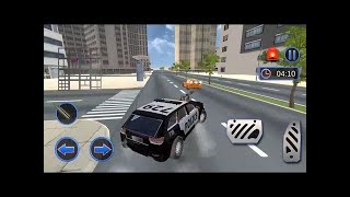 US Police Hummer Car Quad Bike Police Chase Game | Android Gameplay | Droidnation