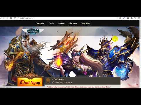 Webgame Mu Đại Thiên Sứ Tặng 100 Point Reset Miễn Phí