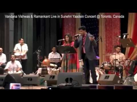 Vandana Vishwas & Ramankant - Sunehri Yaadein...