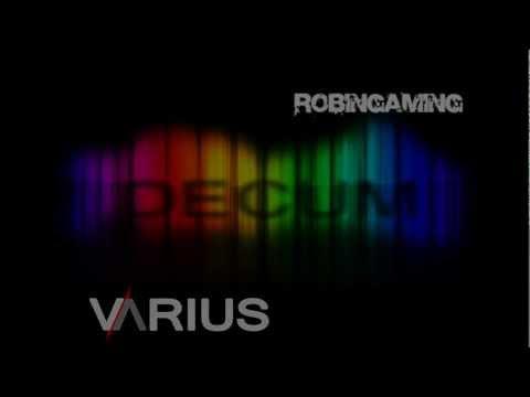 OFFICIAL VΛRIUS - Decum & Sonar