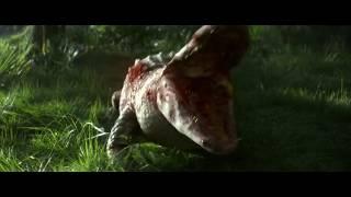 Annihilation (2018) - Crocodile Scene   HD