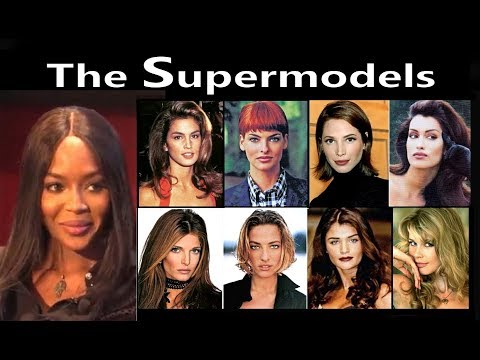 Naomi Campbell - Giving Credit & Love To Her 90's Supermodel Group (Interviews)