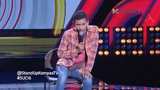 Dana: Bersin Bikin Jelek (SUCI 6 Show 14)