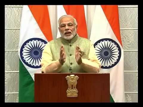 PM Modi's address to fellow citizens of India - English