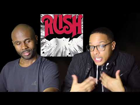 Rush - Working Man (REACTION!!!)