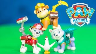 Unboxing the Paw Patrol Limited Edition Metallic Rubble and Marshall Toy