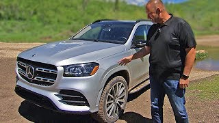 2020 Mercedes GLS – Full Review – Test Drive in the S-Class SUV