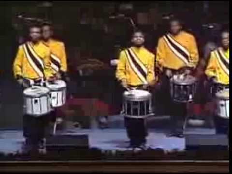 2013 WOF Christmas Concert: Little Drummer Boy - DRUMLINE