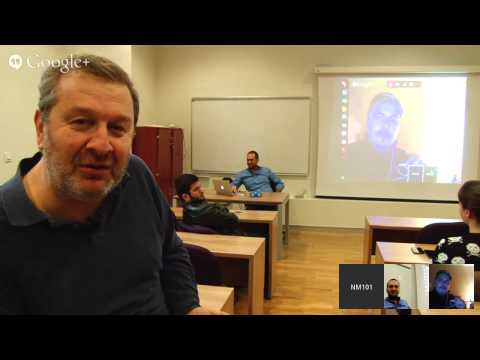 Guest Lecturer - Dinçer Karaca (Silicon Valley)