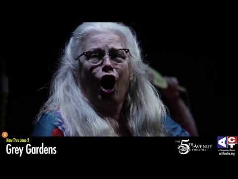 """ACT Theatre & 5th AVE Theatre: Grey Gardens - """"Behind The Scenes"""""""