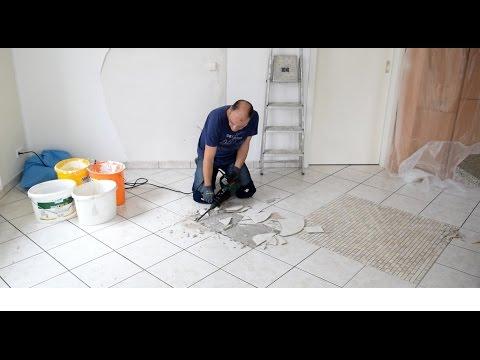 projekt-küche-renovieren-fliesen-und-tapeten-entfernen-teil-5