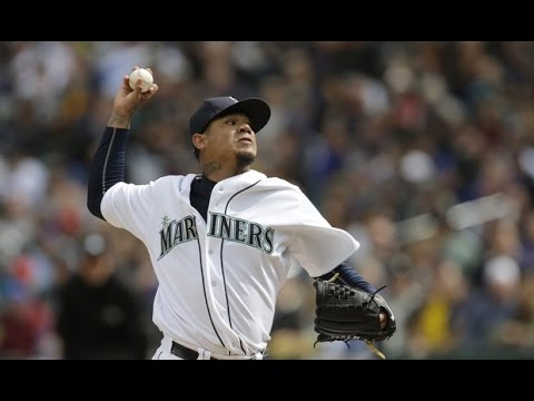 Felix Hernandez 2015 Highlights HD