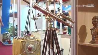 Pooja Brass Creation Event In Pragati Maidan | Ambiente India & Heimtextile India