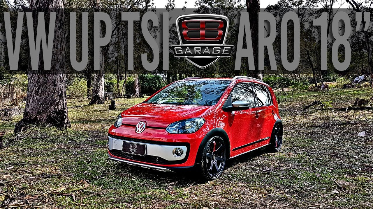 Bb garage vw up tsi aro 18 youtube for Garage vw illkirch