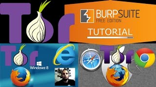 How to Use Burp Suite over the Tor Network