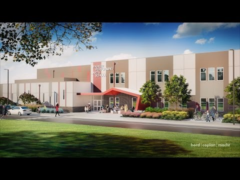 Complete Tour of Parker Performing Arts School 8-31-2016
