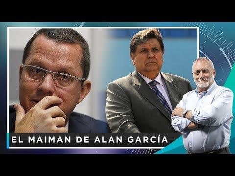 El Maiman de Alan García- Claro y Directo con Augusto Álvarez Rodrich