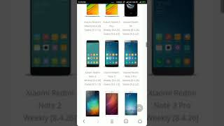 how to download redmi note 4 miuipro rom