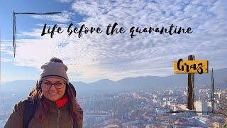 Graz in 5 minutes | austria travel vlog