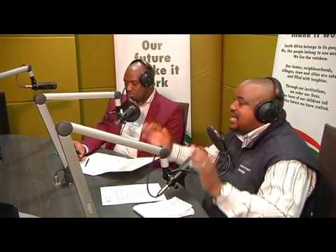 Deputy Minister Buti Manamela's interview on NDP 2030