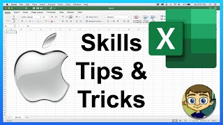 Excel for Mac Intermediate Skills, Tips, and Tricks