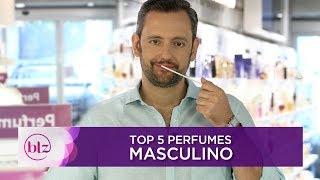 5 perfumes masculinos importados mais top do mercado