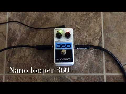 Nano Looper 360 tutorial 🎼
