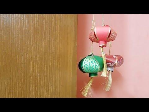 Cute  Paper ornaments project