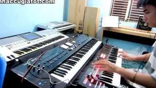Đàn Organ Mừng Tuổi Mẹ Roland XPS-10 &BK9