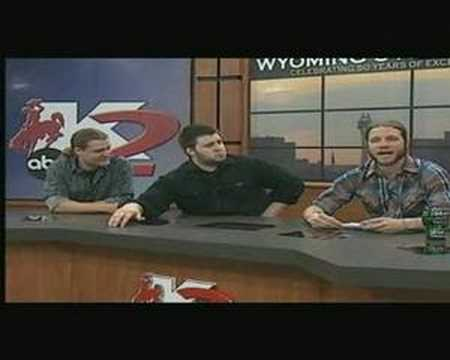 ABC-TV Good Morning Wyoming Clovis Mann Newscast