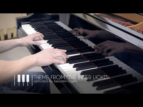"""Theme from """"The Inner Light"""" [Star Trek TNG] Steinway Piano Cover 